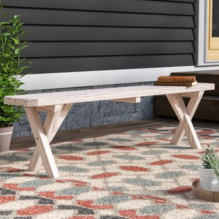 Stony Point Wood Picnic Bench