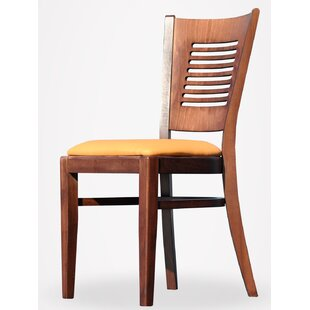 Rodolfo Upholstered Dining Chair (Set of 2) Millwood Pines