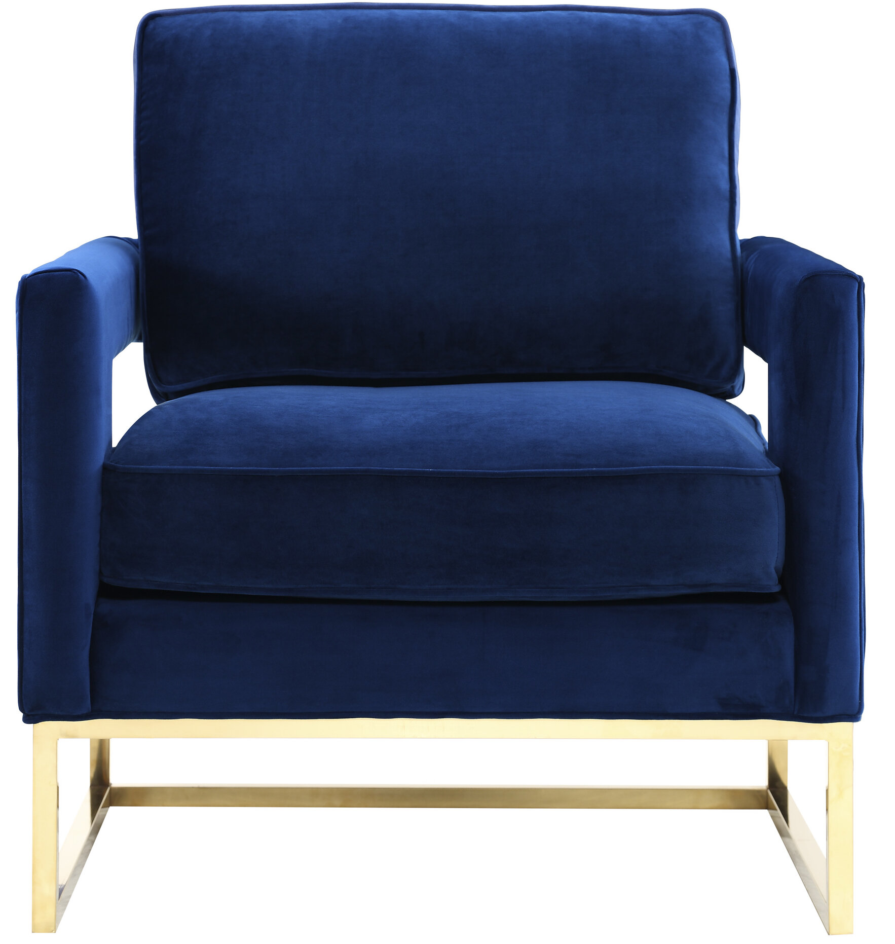 Picture of: Blue Velvet Accent Chairs You Ll Love In 2020 Wayfair