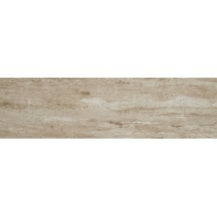 Review Mansfield Polished 8 x 36 Porcelain Field Tile in Sandy Flats by Itona Tile