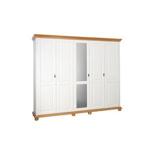Jabari 5 Door Wardrobe By August Grove