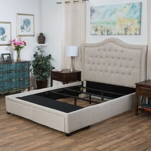 Saltsman Upholstered Storage Panel Bed by Darby Home Co