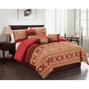 Pelfrey 7 Piece Comforter Set