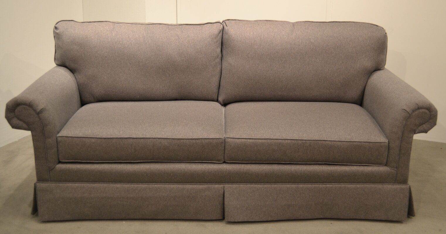 Great Two Cushion Sofa