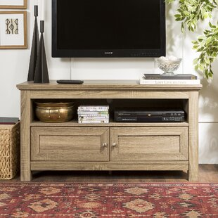 Birch Lane? Heritage Dunmore Wood Cabinet TV Stand for TVs up to 43