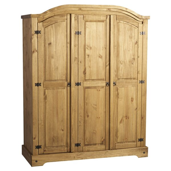 Pine Wardrobes You Ll Love Wayfair Co Uk
