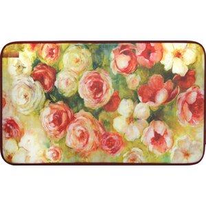 Plevna Floral Kitchen Mat