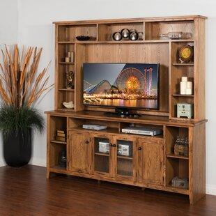 Loon Peak Fresno Entertainment Center for TVs up to 78