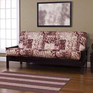 Lois Box Cushion Futon Slipcover