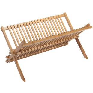 Imperial Home Bamboo Dish Rack