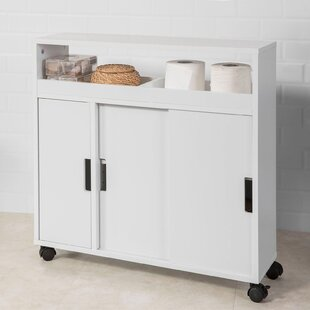 Carrigan 20 X 71cm Free-Standing Cabinet By 17 Stories