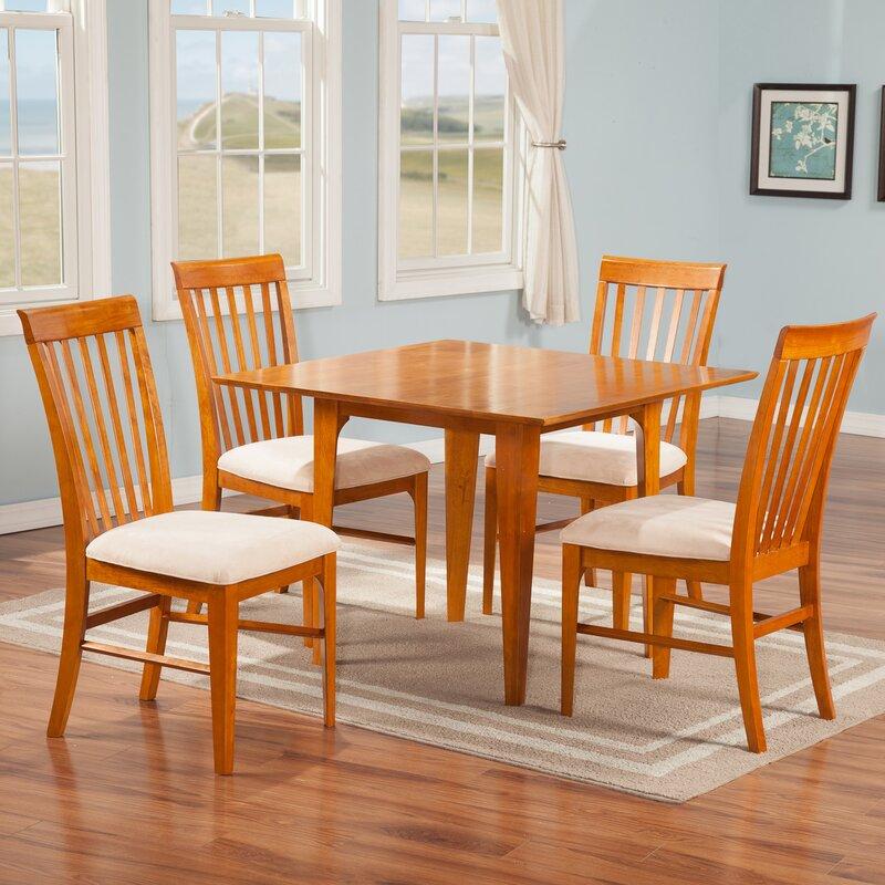 Atlantic Furniture Montreal 5 Piece Dining Set Reviews
