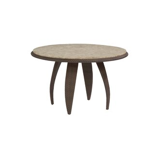 All-Weather Stone/Concrete Dining Table b..