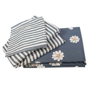 Fooks 100% Cotton Sheet Set