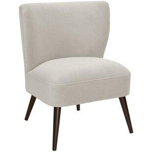 Giavanna Curved Side Chair