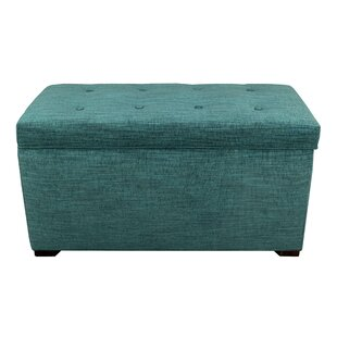 Kwon Upholstered Storage Bench by Red Barrel Studio Looking for