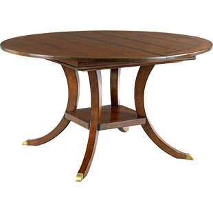 Flynn Extendable Dining Table by Woodbrid..