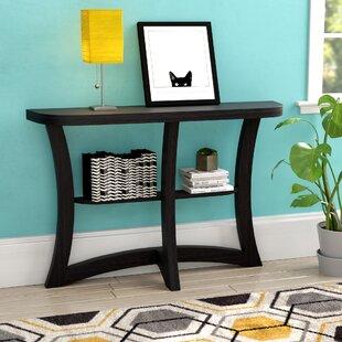 Ebern Designs Aquin Hallway Console Table Nooroman