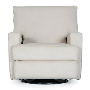 Compare prices Finck Manual Swivel Recliner by Darby Home Co Reviews (2019) & Buyer's Guide
