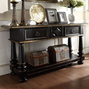 Aspen Road Console Table By Eastern Legends