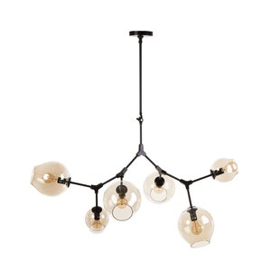 Galla Home Javier 6-Light Sputnik Chandelier