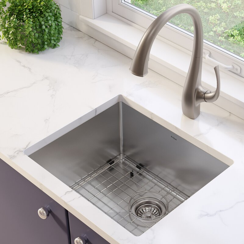 Home Architec Ideas 16 Gauge Kitchen Sink Undermount