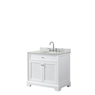 Tamara 37 Single Bathroom Vanity Set by Wyndham Collection
