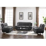 3 Piece Living Room Set by Orren Ellis