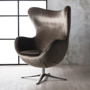 Fleischman Swivel Balloon Chair