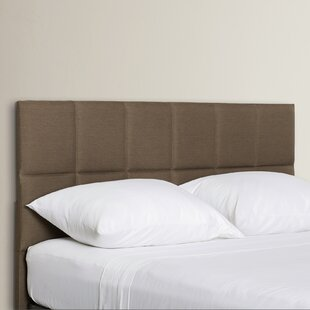 Andover Mills Fellowship Upholstered Panel Headboard