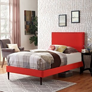 Affordable Price Clymer Upholstered Platform Bed by Mercer41 Reviews (2019) & Buyer's Guide