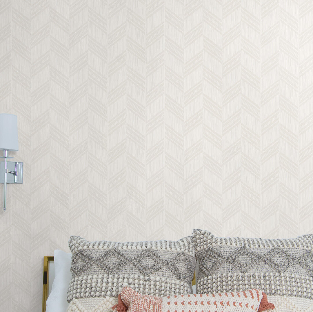 union rustic salzer 33 l x 20 5 w wallpaper roll wayfair wayfair