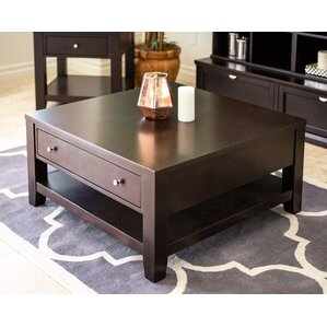 Daugherty Coffee Table by Andover Mills