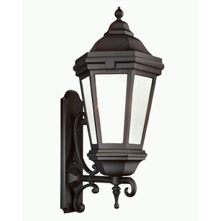 Comparison Theodore 1-Light Outdoor Sconce By Darby Home Co