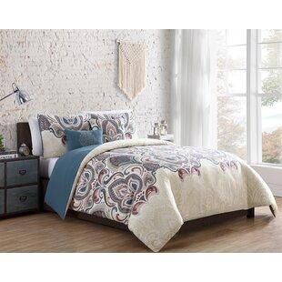 Entrekin 5 Piece Comforter Set