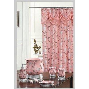 Savings Levesque Decorative Shower Curtain ByAugust Grove