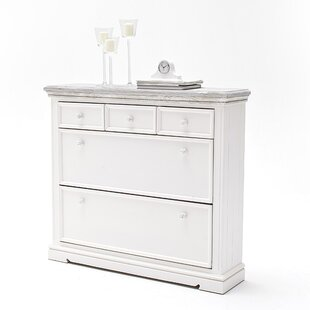 Lillian Shoe Storage Cabinet By Beachcrest Home
