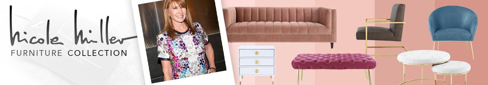 Magnificent Nicole Miller Joss Main Uwap Interior Chair Design Uwaporg