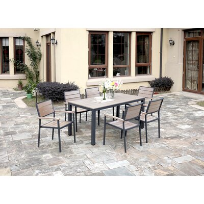 7 Piece Dining Set JB Patio