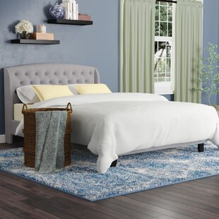 Renfrew Upholstered Bed Frame By Ophelia & Co.