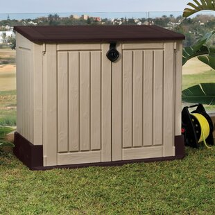 Garbage Sheds Youll Love Wayfair