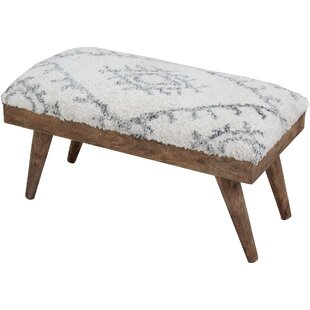 Araujo Upholstered Bench by Foundry Select
