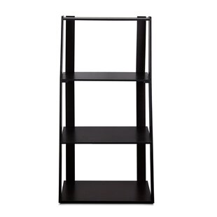 Ebern Designs Marlene Tall Ladder Bookcase
