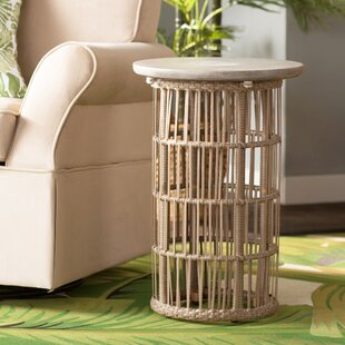 Caryn End Table by Beachcrest Home