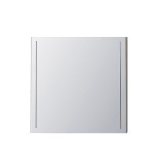 Waterspace Signature 20 W x 20 H Surface mount Medicine Cabinet with LED Lighting by Ronbow