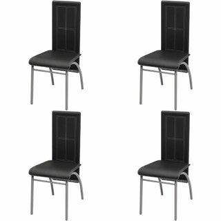 Alarcon Upholstered Dining Chair (Set of 4) by Orren Ellis SKU:BE794818 Details