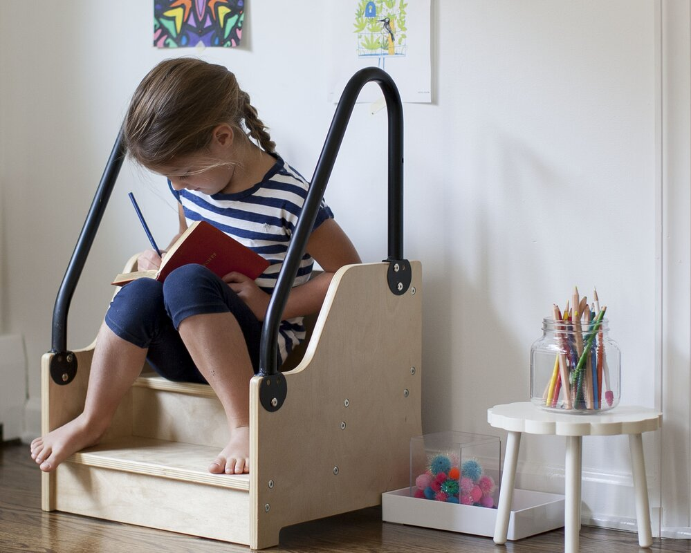 Little Partners Reach Up Personalized Step Stool Amp Reviews