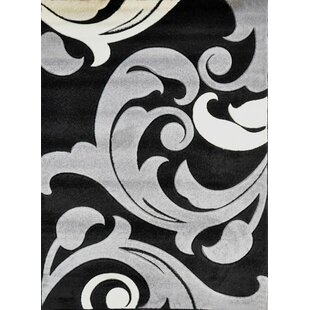 Shop For Black/White Area Rug By Rug Tycoon