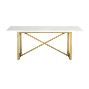 Brookby Place Dining Table by Foundry Select 2019 Coupon