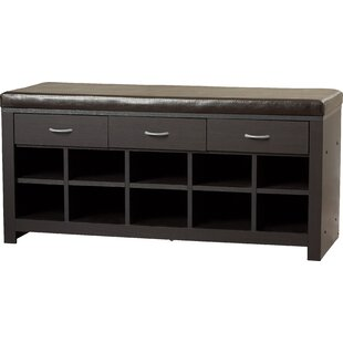Turnbow Upholstered Storage Bench by Latitude Run